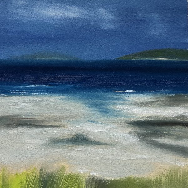 Looking Out From Tresco 1