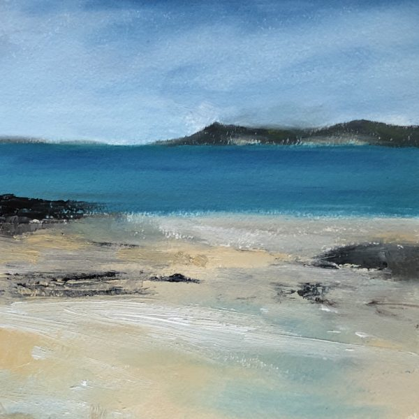 Looking Out From Tresco 2